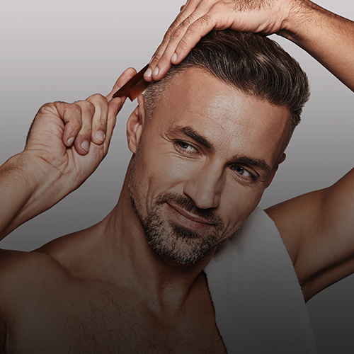 Arlington, TX Dermatology Treatments and Aesthetics Services mens health hair restoration